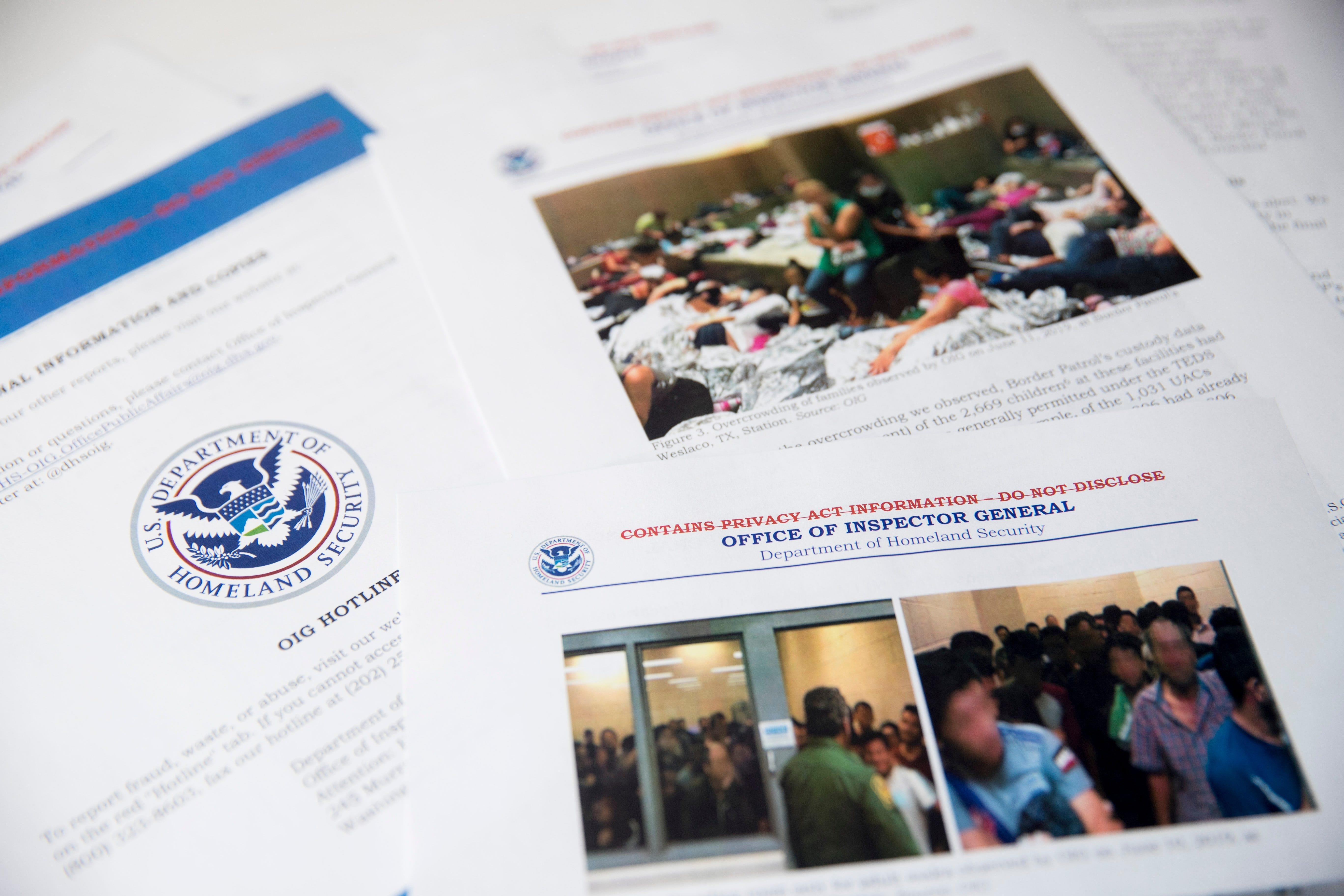 Homeland Security: We've done all we could with limited resources for migrant children