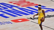 Rajon Rondo, 12 years after Celtics title, on cusp of history with Lakers