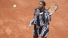 Serena Williams's Custom Off-White Outfit at the French Open Sent a Message