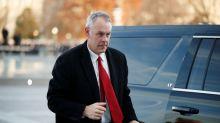 Former U.S. interior secretary Zinke joins mine exploration firm's board