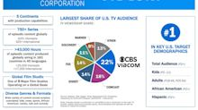 CBS, Viacom make deal to re-merge