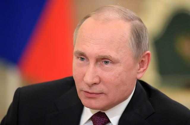 NBC News: US intelligence has info tying Putin to election hacking