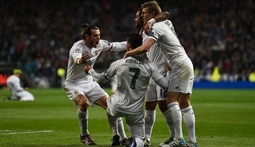 Primera Division: Vor Spitzenspielen: Real Madrid gönnt Kroos, Ronaldo und Bale Pause