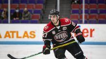 Flames Draft a Future Sniper in Matthew Coronato