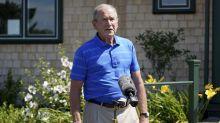 George W. Bush congratulates Biden on win and his 'patriotic' victory speech