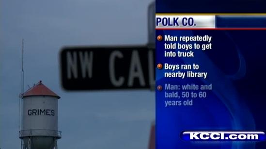 2 boys target of attempted abduction