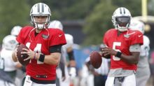 NFL notebook: Jets GM lauds Darnold, hints at possible QB trade