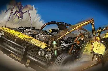 Steam version of Renegade Ops includes Gordon Freeman's buggy, Antlions