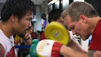 Boxing great deals with consequences of life in the ring
