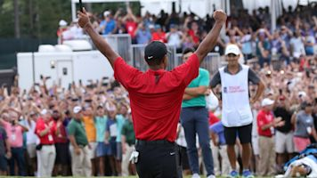 Tour Championship TV ratings up a whopping 206 percent thanks to Tiger Woods, establish several records