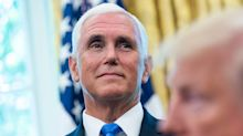 Mike Pence says Trump 'might make an effort to speak out' if 'send her back' chant happens again