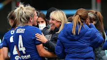 Emma Hayes leans into lessons from geese to find Chelsea a V for victory
