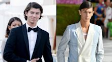 A Danish prince opened the Dior show at Paris Men's Fashion Week