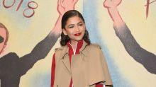 Zendaya just 'stopped by' NYFW — and her sporty look is proof