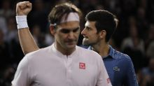 Djokovic backs Federer in favouritism row