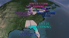 Midwest and Northeast brace for bitter cold, more snow