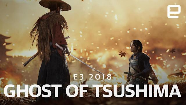 'Ghost of Tsushima' sent its developers to Japanese History 101