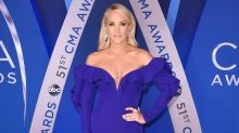 Carrie Underwood Required More Than 40 Stitches in Her Face After Recent Fall