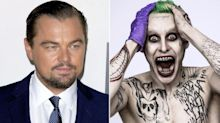 Warner Bros/DC want Leonardo DiCaprio for The Joker in their Martin Scorcese-produced origin movie