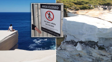 New fence plan to stop tourist selfies at iconic cliff