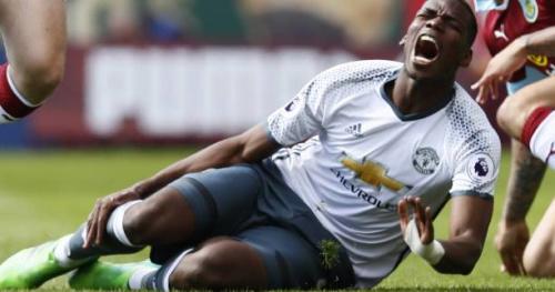 Foot - ANG - MU - Paul Pogba incertain pour le derby de Manchester