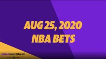 Yahoo Sports' NBA Daily Bets: August 25