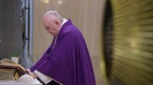Vatican says pope 'slightly unwell', dismisses speculation