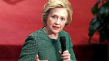 Live: Hillary Clinton weighs in on gender pay gap