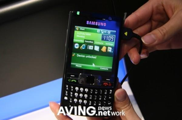 Samsung launches BlackJack III -- in South Korea