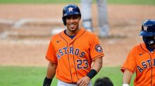 Astros re-sign OF Michael Brantley