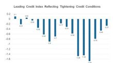 Should We Worry about the Contracting Credit Index?