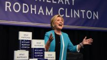 An embarrassing photo from 2016 has come back to haunt Hillary Clinton