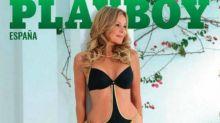 Ana Obregón luce tipazo a los 62 años en la portada de 'Playboy'