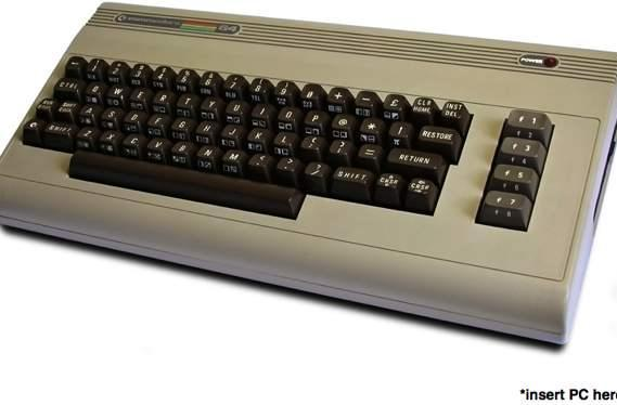 Commodore USA announces the PC64, an Atom-powered PC in a replica Commodore case