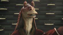 George Lucas says Jar Jar Binks is his favourite 'Star Wars' character