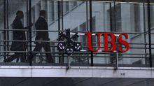 UBS Picks Frankfurt Hub as Bank Prepares for No-Deal Brexit