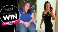 The mental trick that helped one woman lose 140 pounds: It 'kept me motivated'