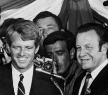 RFK Jr. Seeking New Investigation Into His Father's Assassination