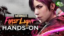 InFamous: First Light HANDS-ON GAMEPLAY! New Powers, Movement, Combat and More - Rev3Games