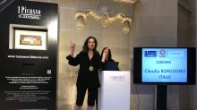 Woman in Italy wins Picasso worth one million euros in charity raffle