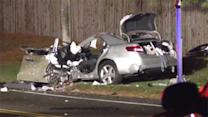 1 dead, 1 injured in head-on crash in Mongomery County, Pa.