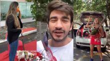 """Fãs mandam carro de som e ex-BBBs reagem: """"Vergonha"""""""