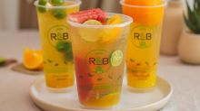 Menjajal Rasa Ragam Minuman Teh R&B Tea yang Buka Perdana di Indonesia