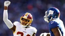 Josh Norman can go over the top in theatrics but he's exactly what Redskins needed against Odell Beckham Jr.