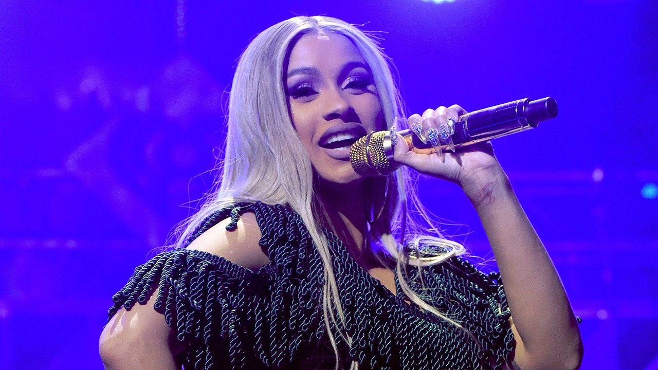 Cardi B Singing: Cardi B Says Baby Kulture Is A Big Fan Of Her And Offset's