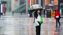 UK weather forecast: Brits braced for heavy showers and gales over weekend as temperatures drop