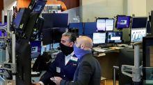 S&P 500 e Dow Jones recuam com receios sobre pandemia ofuscando euforia com tecnologia