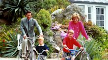 Diana's bicycle - called 'unfit for a princess' - to go up for auction