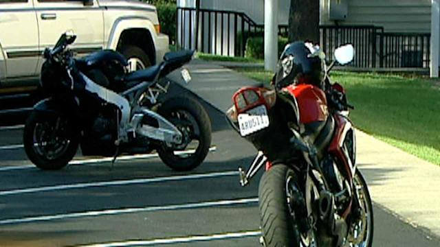 Thieves target motorcycles in Fayetteville