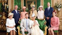 'They are changing history unapologetically and gracefully': Royals praised for groundbreaking royal christening photo